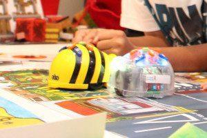 Kodable Bee Bots