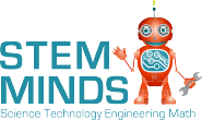 STEM MINDS logo