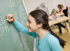 Discover the challenges of improving STEM learning for girls and the reasons why they quit math and science education.
