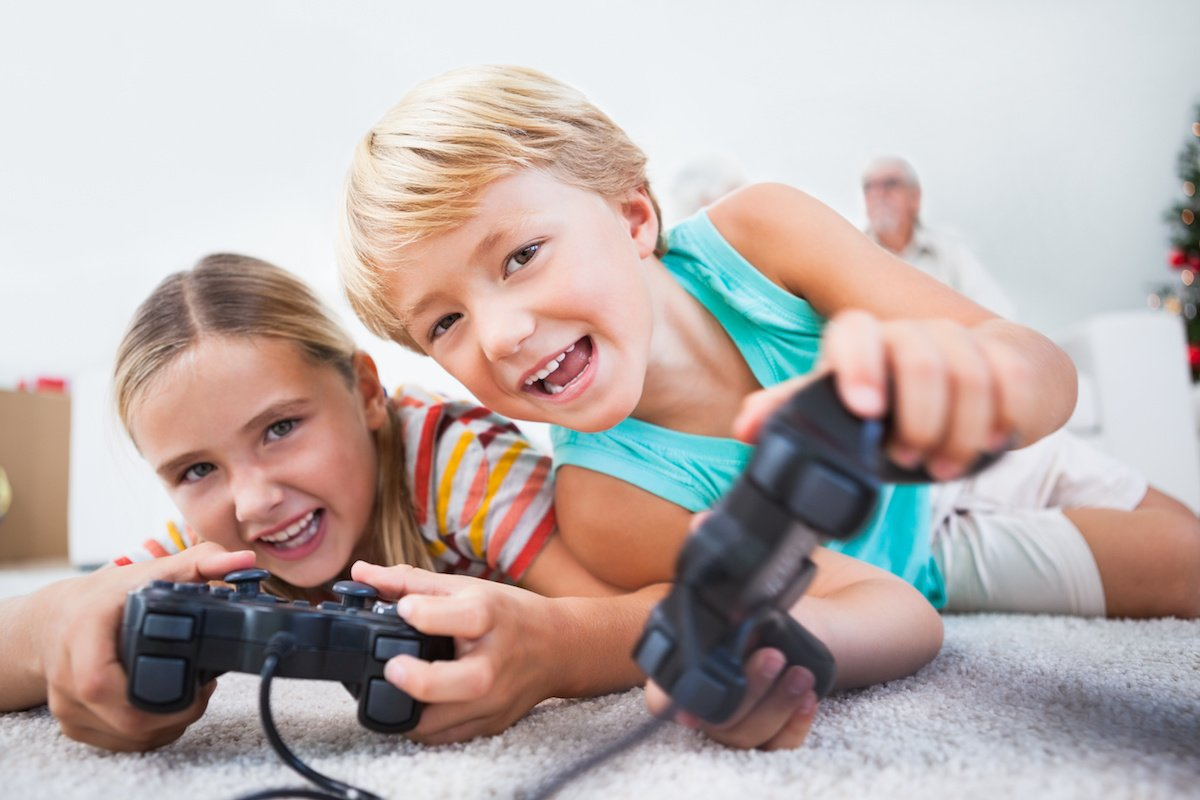 Keeping Kids Invested in STEM Learning with Games