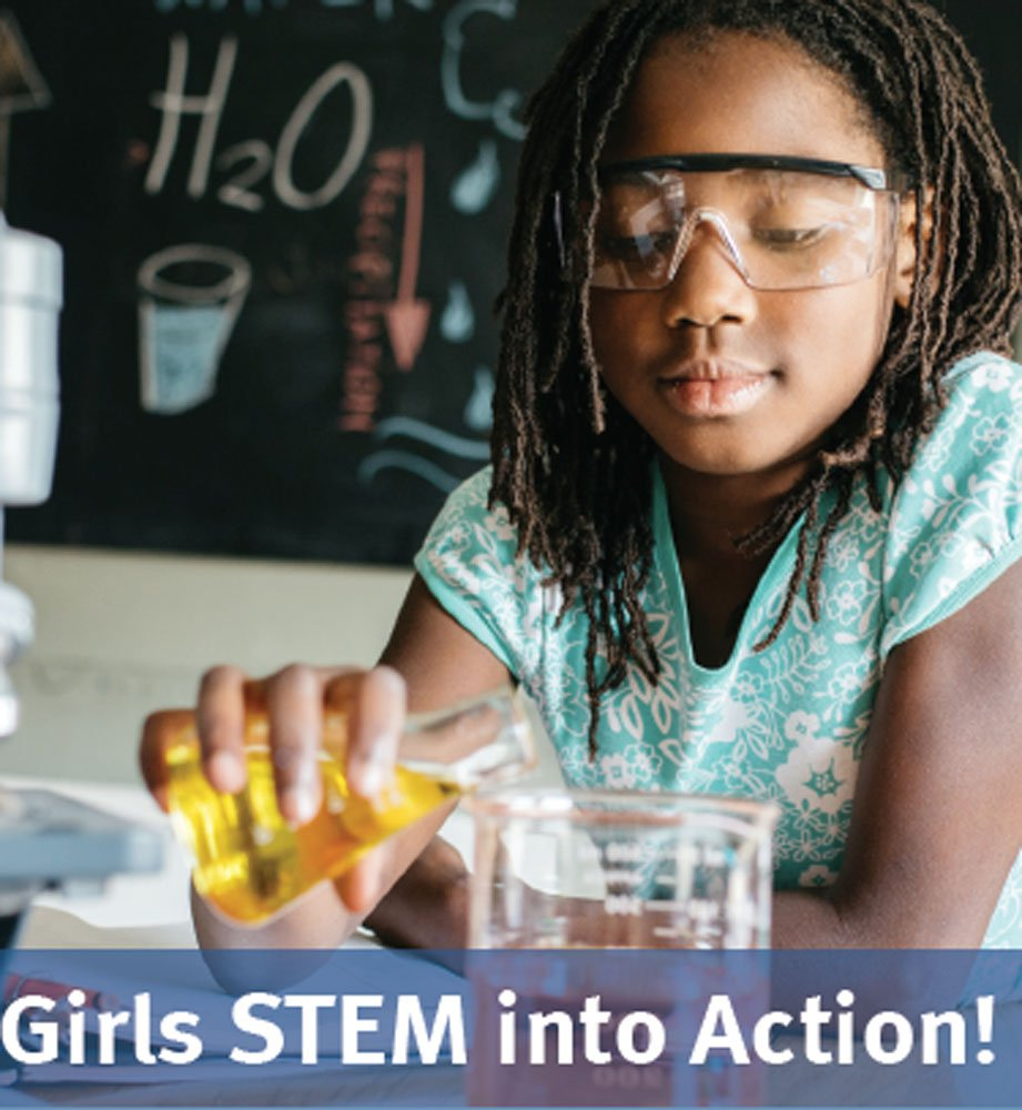 Girls STEM Into Action! – May 19th, 2018