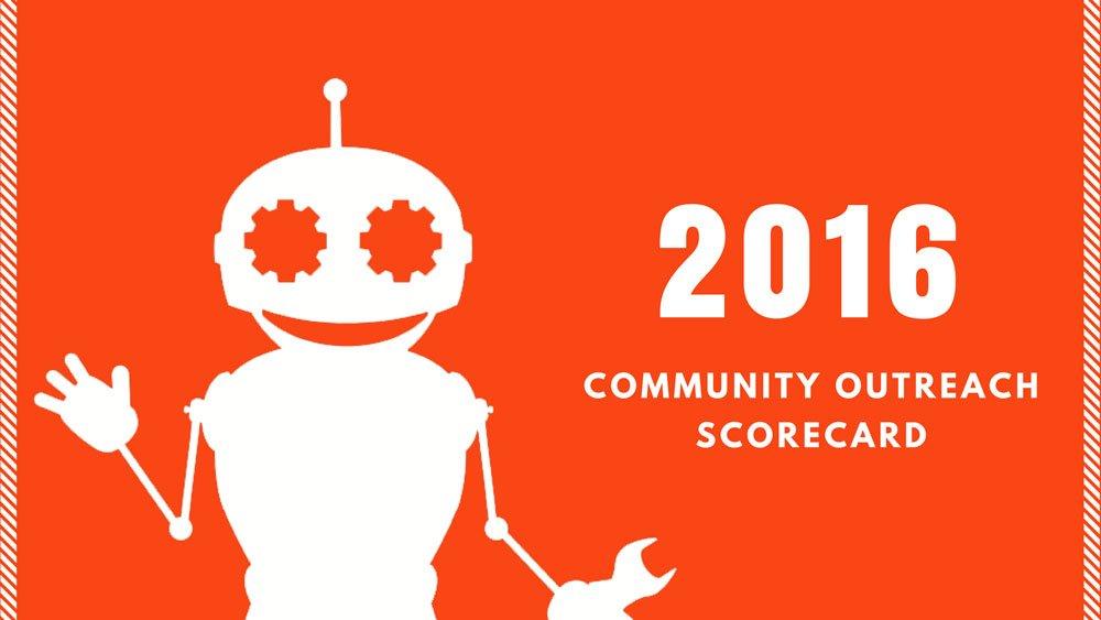 2016 Community Outreach