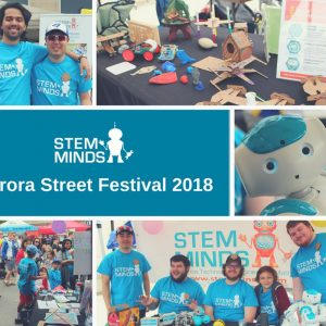 Aurora Street Festival 2018