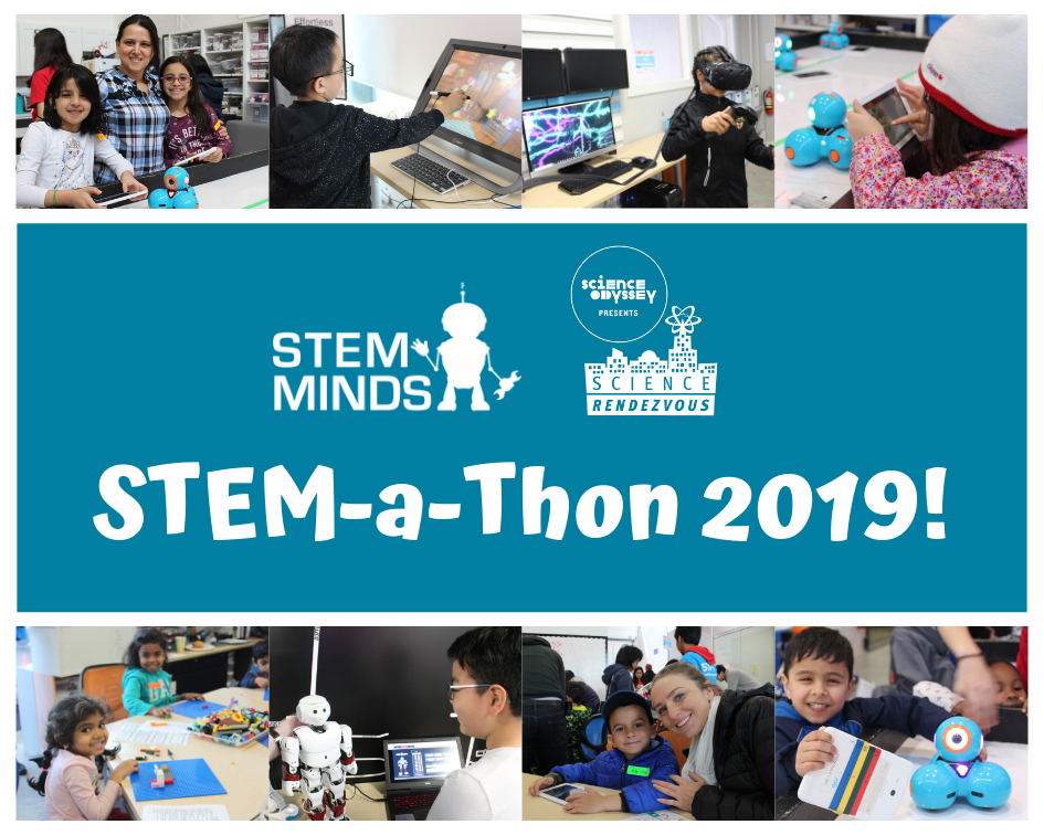 STEM-a-Thon @ Science Rendezvous 2019!