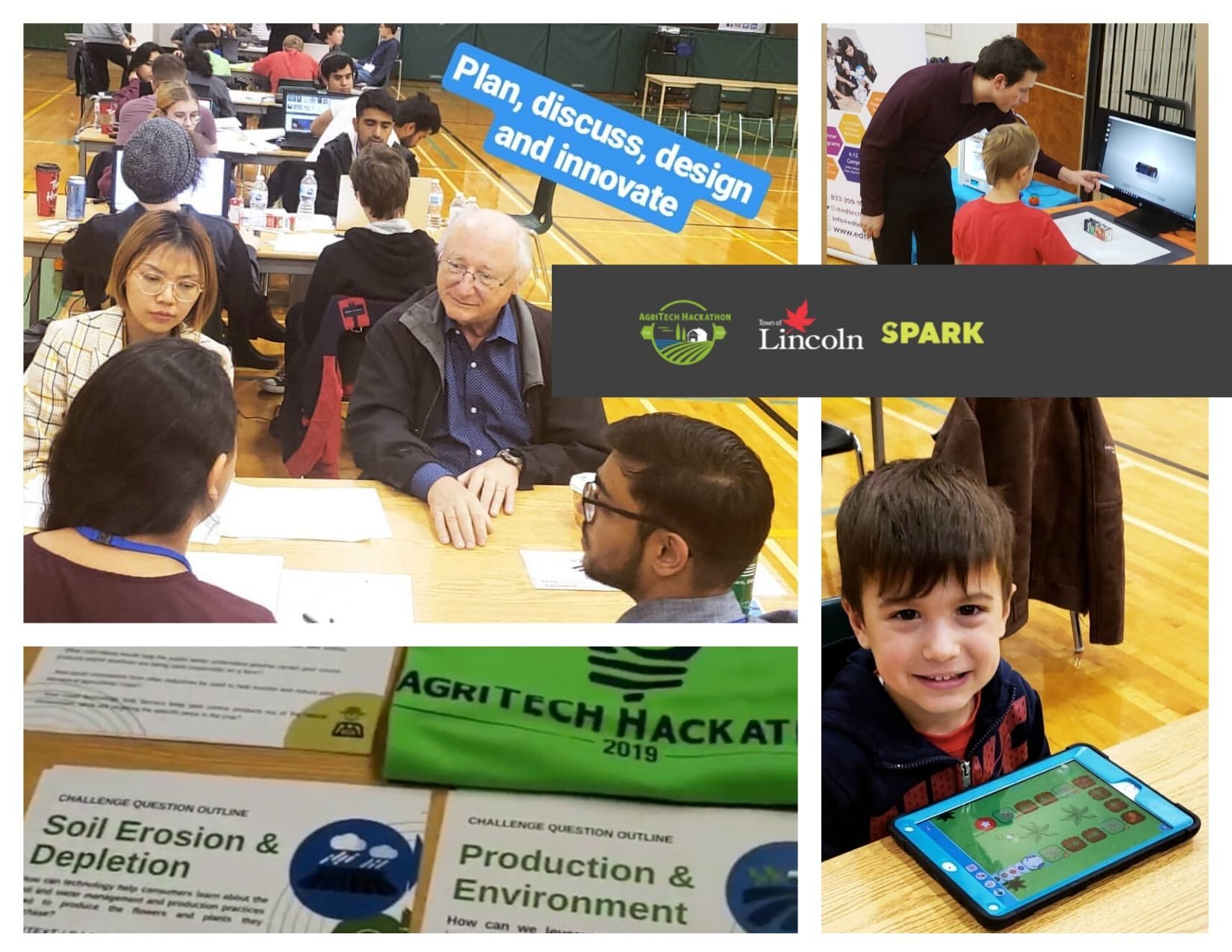 Beamsville AgriTech Hack-a-Thon