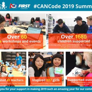 2019 CANCode Summary