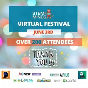 STEM MINDS Virtual STEM Festival – June 2020