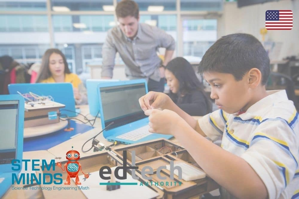 STEM Minds and Ed Tech Authority Announce Partnership