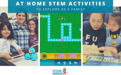 Fun At Home STEM Activities to Explore as a Family