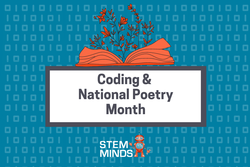 Coding Activities for National Poetry Month